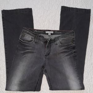 TOMMY HILFIGER CAMBRIDGE FLARE JEANS